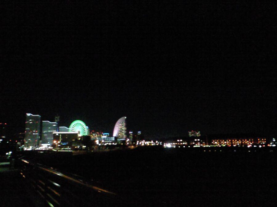 1月3日は横浜へ