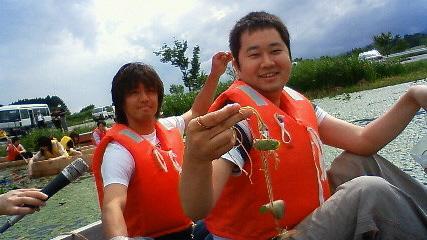 じゅんさい採りfeaut.Misawa